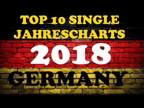 TOP 10 Single Jahrescharts Deutschland 2018 | Year-End Single Charts Germany | ChartExpress