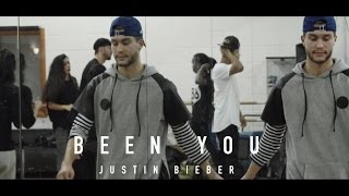 Tobias Ellehammer Choreography / Been You - @JustinBieber