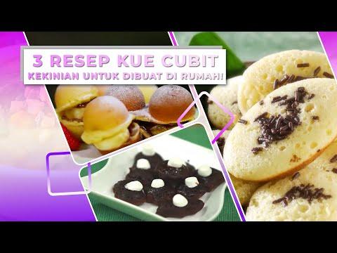 resep kue cubit kekinian gampang banget dibuat di rumah