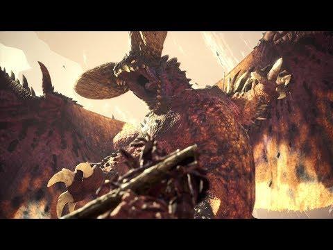 Spot TV japonais #2 (15.01.18) de Monster Hunter World