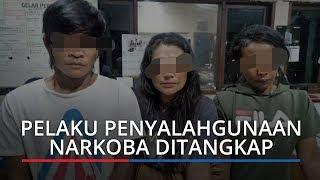 Ibu Muda Sembunyikan Sabu di Mulut, Tim Heyna Polresta Padang Ringkus Tiga Pelaku