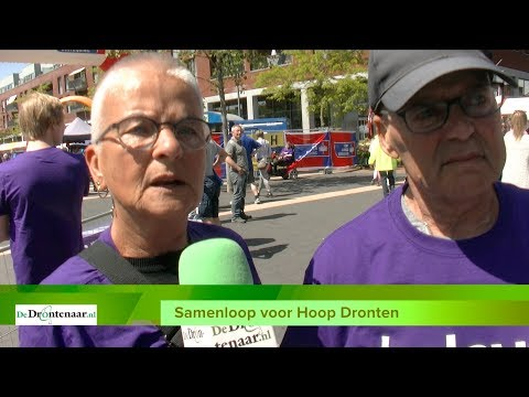 Penningmeester maakt opbrengst Samenloop voor Hoop bekend: € 133.538,10