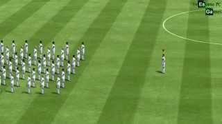 VUI BÓNG ĐÁ: ĂN MỪNG BÀN THẮNG SIÊU BÁ ĐẠO FIFA ONLINE 3