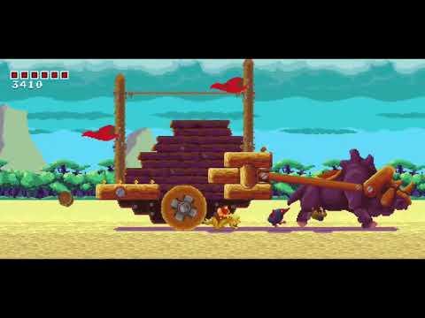 Видео № 0 из игры Tiny Barbarian DX [Nswitch]