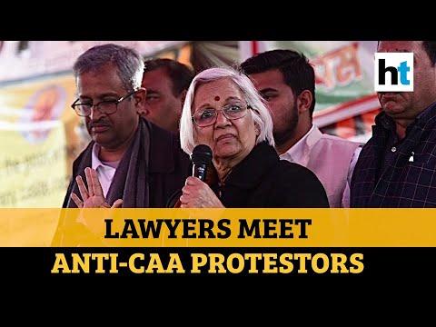 शाहीन बाग: सुप्रीम कोर्ट द्वारा नियुक्त मध्यस्थों ने प्रदर्शनकारियों से क्या कहा