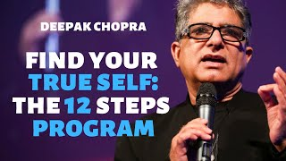 Waking Up to the True Self : The 12 Step Program