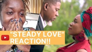 India Arie   Steady Love (Official Video) REACTION!!