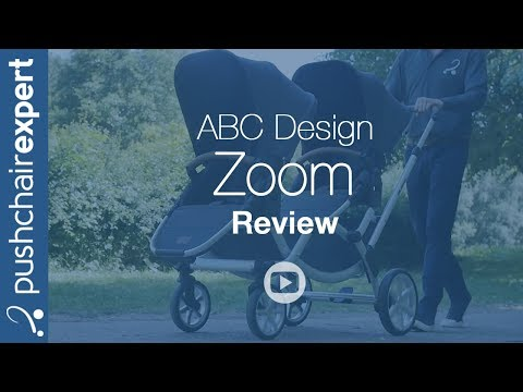 ABC Design Zoom 2018 Review – Pushchair Expert – Up Close