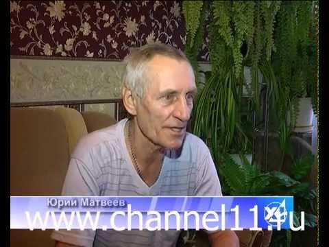 Газоэлектросварщик ПТС – Юрий Матвеев