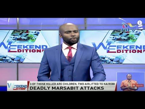 NTV Kenya Live Stream || NTV Weekend Edition with Mark Maasai