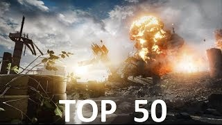 The Top 50 Games of 2013