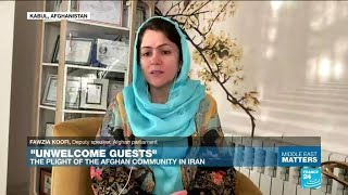 Unwelcome Guests: The Plight Of The Afghan Community In Iran