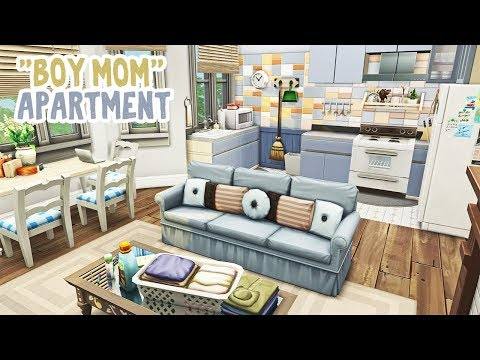 """""""Boy Mom"""" Apartment 