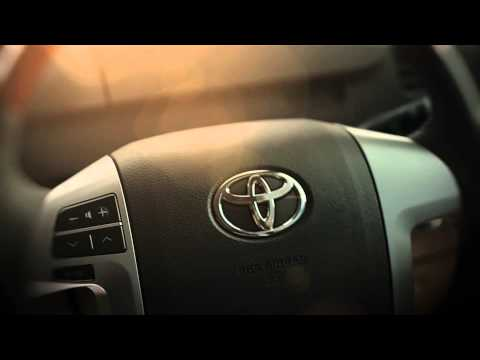 Toyota NAV1 (Noah) Launch TV