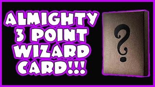 MY NEW ALMIGHTY 3 POINT WIZARD CARD! - NBA 2K16 MyTEAM Pack Opening | MyTEAM #TBT Packs