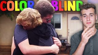 People React To Seeing Color For The First Time - Video Youtube
