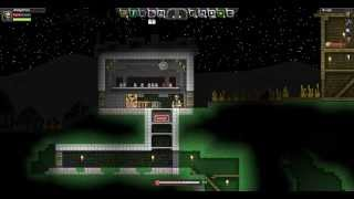 preview picture of video 'Lets Play Starbound - Folge 004 Vorbereitungen auf den Abflug'