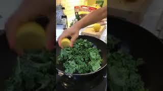 Kale for Breakfast