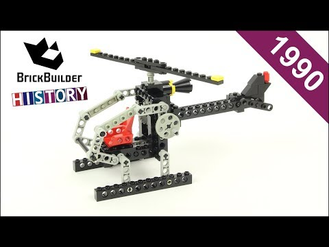 LEGO TECHNIC 8825 Night Chopper - Historical set 1990 - Collection (136/418)