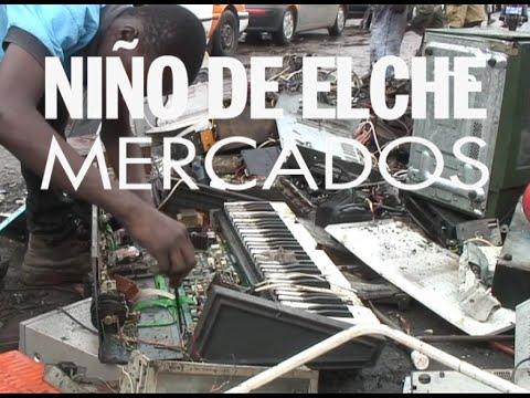 """Niño de Elche - Mercados - """"Voces del Extremo"""""""