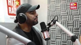 Mohamed Reda dans Le Morning de Momo sur HIT RADIO - 27/10/15