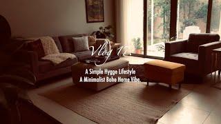 Vlog 17.| My Hygge Life & Home.