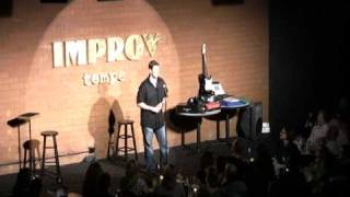 Ryan Woods stand up comedy Tempe Improv