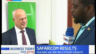 Safaricom Results: Business Today full bulletin (2019/11/01)