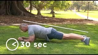 Lets Get Moving Ep:7 Bird Dog Plank & Side