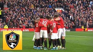 Andreas Pereira puts Man United in front v. Brighton | Premier League | NBC Sports