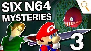 Six Nintendo 64 Mysteries Part 3! (Mario, Zelda, and more!)