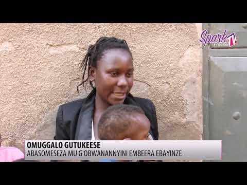 OMUGGALO GUTUKEESE: Abasomesa mu g'obwanannyini embeera ebanyize
