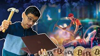 Woher kommt Bitcoin Mining Rewards?