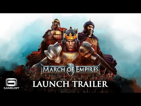 March of Empires wideo