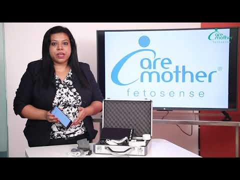 Caremother Fetosense Fetal Monitor