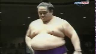 Aki2001Day10Tohka-me平成13年秋場所10日目