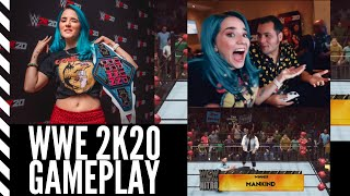 WWE 2K20 Novedades y Gameplay ** WCW Monday NITRO**