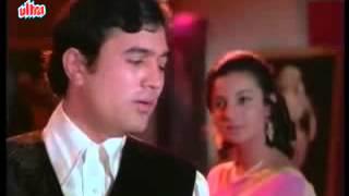 O Mere Dil Ke Chain Rajesh Khanna, Kishore Kumar, Mere