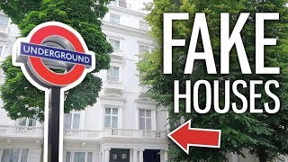 London's Fake Houses