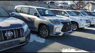 Авторынок 2018, новый привоз, ЧТО С ЦЕНАМИ? Что творится? Владивосток