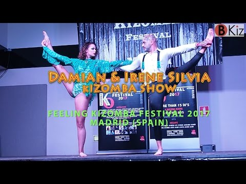 Damian & Irene Feeling Kizomba Festival 2017