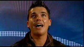 Anthony Callea Wishes Australian Idol Auditions