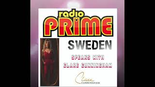 Clare Cunningham - Interview with 'Radio Prime' (Sweden)