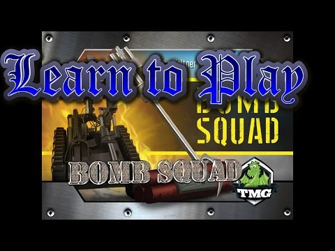 Learn to Play Bomb Squad