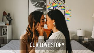 Our Love Story | Married Lesbian Couple! | LGBT