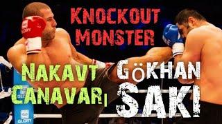 Gokhan Saki super knockouts .... just follow ...