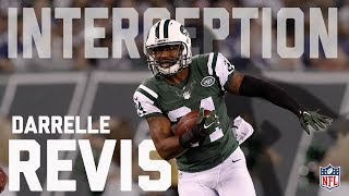 Every Darrelle Revis Interception | NFL Highlights