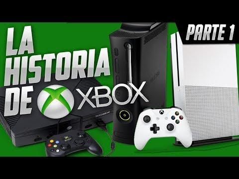 La Historia De Xbox (2001-2018)