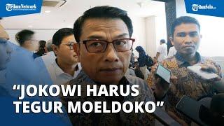 Jokowi Dinilai Perlu Tegur Moeldoko terkait Manuvernya Jadi Ketum Versi KLB di Partai Demokrat