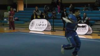 2017 US Capital Wushu Championships Other Broad Sword - Matthew Lee (Silver)